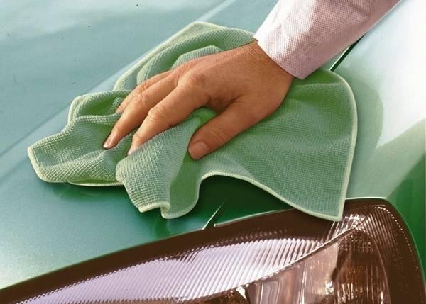 Исключительно необходимые вещи: салфетки и тряпки для полирования авто с фото