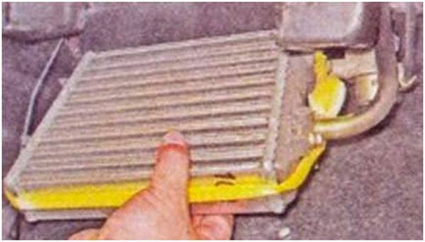 Как отремонтировать радиатор ваз 2107 своими руками